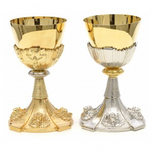 Chalice of communion with Angels