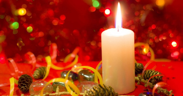 Christmas Candles: Christmas scents in your home