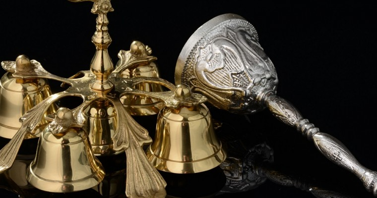 Liturgical bells in religious celebrations