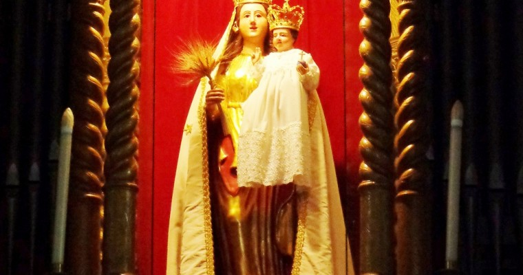 Our Lady of Providence: the incarnation of all grace