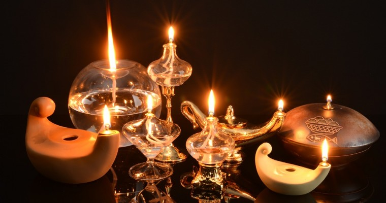 How to use an oil lamp completely safely: 5 tips