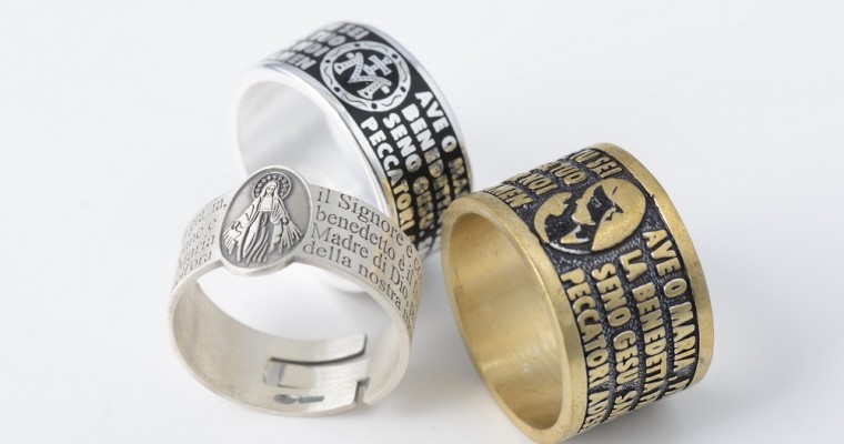 Give voice to your faith with prayer rings