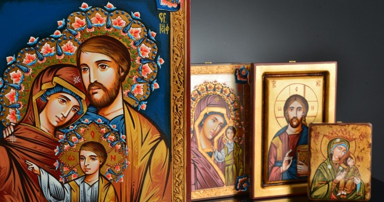 The great tradition of holy Romanian icons