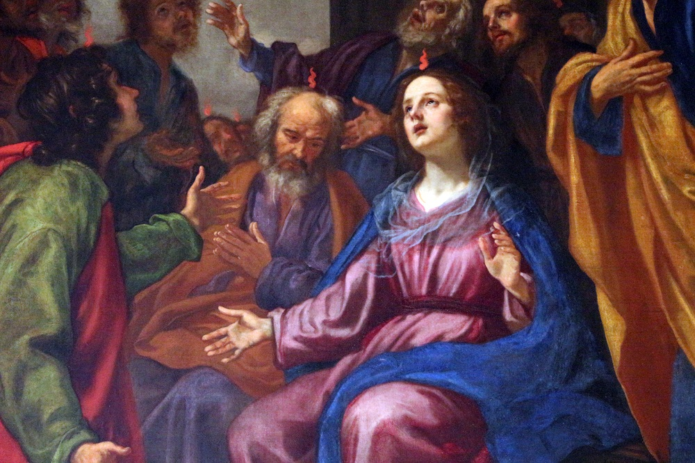 Pentecost: the day when we celebrate the Holy Spirit and the birth of the Church