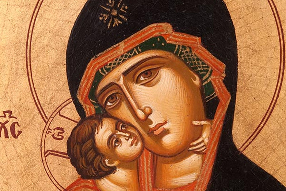 The ancient tradition of painted Greek icons