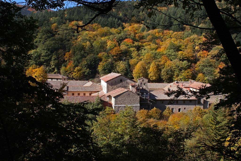 The monastic community of Camaldoli