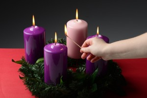 An ornament that cannot be missed in every home: the Advent Wreath