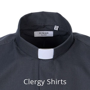 Clergy shirts