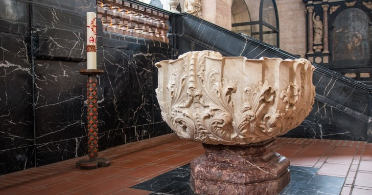 Holy Water: a constant renovation of Baptism