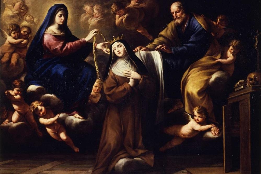 Saint Teresa of Avila: Spanish nun and mystic