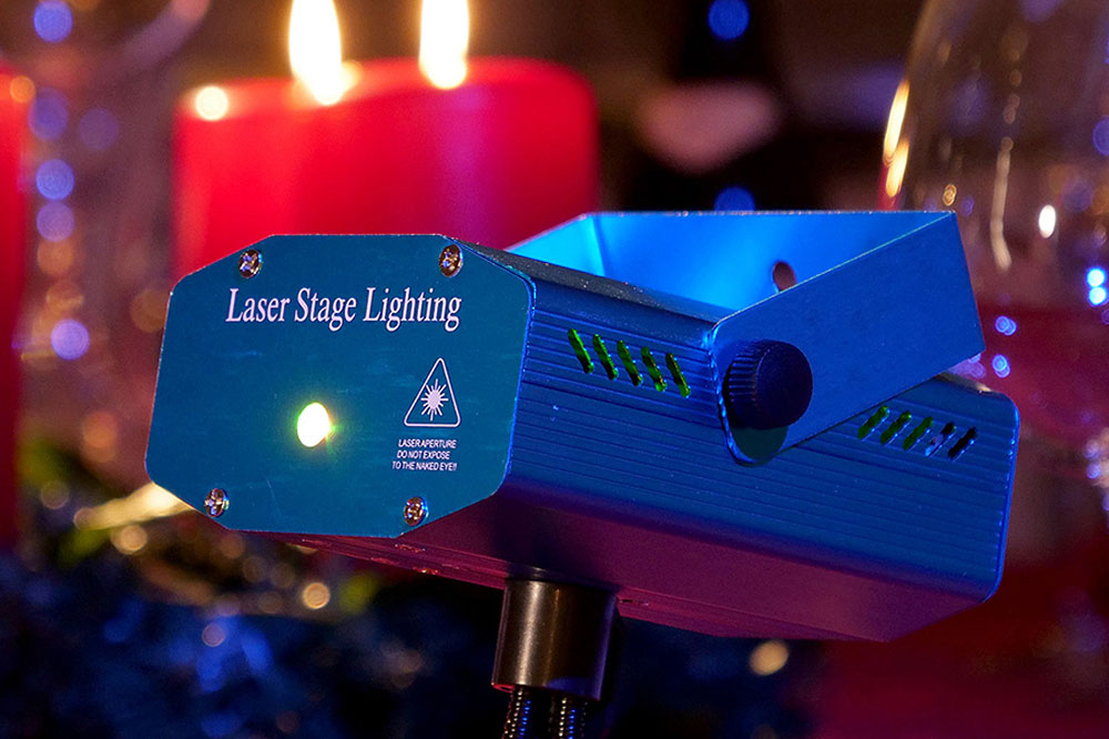 Christmas Lights Projectors: characteristics