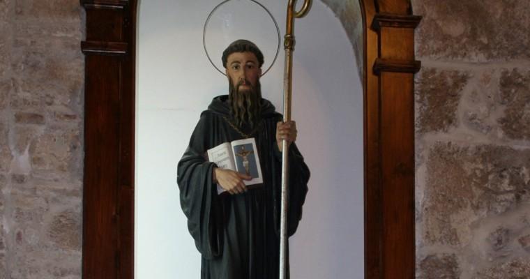 Saint Benedict of Norcia: patron of Europe