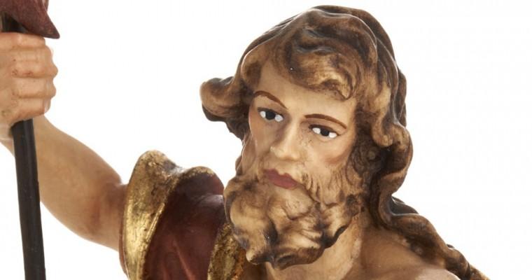 The story of St. John the Baptist